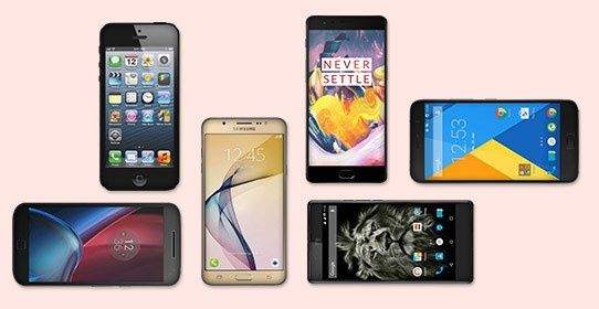 Up to 50% Off + Extra 8% Off On Refurbished Mobiles